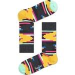 Happy Socks ponožky s barevnými proužky