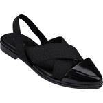 Melissa černé boty Good Vibes Black