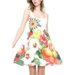 Desigual květované šaty Corinne Lin