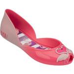 Zaxy růžové dívčí baleríny Zizou Ballerina Kids Pink