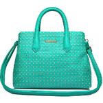 Jewelcity dámská kabelka zelená