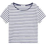 MANGO T-Shirt Coton À Rayures