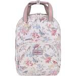 Krémový květovný batoh Cath Kidston