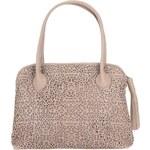 Béžová kabelka s třásní s.Oliver