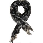 FUNK'N'SOUL Šátek Funk´N´Soul O-13-006 black