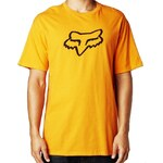 Tričko Fox Legacy Foxhead yellow M