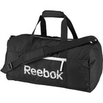 Taška Reebok Sport Essentials Medium Grip black