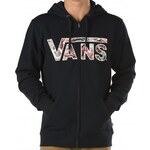 Mikina Vans Classic Zip black-beer belly XL