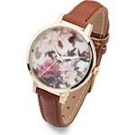 bpc bonprix collection Náramkové hodinky s Květy bonprix