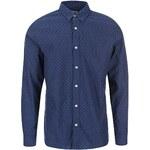 Tmavě modrá vzorovaná košile Selected One Print