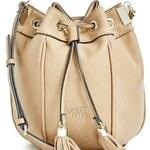 Guess Kabelka Solene Cross-Body Bucket Bag