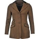 Shires Hunt Show Jacket Ladies, brown