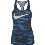 Sportovní tílko Nike Pro Graphic dám. královská modrá XS