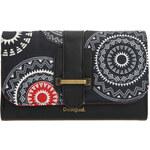 Desigual černá peněženka Lengueta Blackville