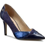 High Heels GUESS - Elama FLELA3 ELE08 BLUE