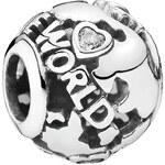 Pandora Stříbrný korálek Cesta kolem světa 791718CZ