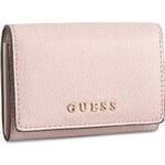 Malá dámská peněženka GUESS - Isabeau SWISAB P6416 ROS