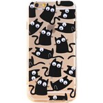 DesignCase | DesignCase Cats with eyes iPhone 6s/6