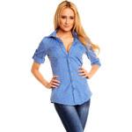 Dámská košile Onado - modrá
