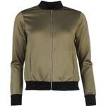 Golddigga Lightweight Bomber Jacket dámské Khaki