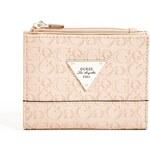 GUESS GUESS Swoon Logo Bi-Fold Wallet - rose pink