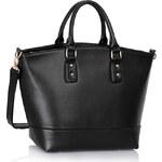 LS Fashion Kabelka LS0085B černá