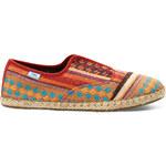 Toms vzorované boty Palmera Cayenne Multi Tribal Stripe