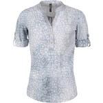 Dámská antracitová košilová halenka MADONNA