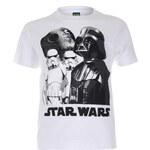 Star Wars Chlapecké tričko FAKTS007WHT