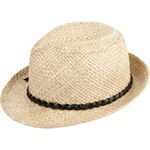 REVIEW Trilby aus Stroh