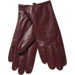 Baťa Dámské kožené rukavice s perforací