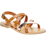 Baťa Dámské kožené sandály