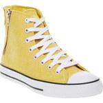 North Star Žluté kotníčkové tenisky