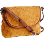 Baťa Crossbody kabelka s pleteným vzorem