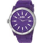 edc by Esprit EE100922006 Rubber Starlet Crazy Purple