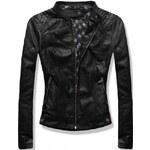 Dámská bunda Jacketie černá - černá