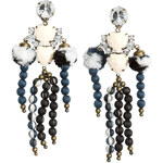 H&M Large clip-on earrings