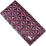 Dámská peněženka Triangles lesklá s trojúhelníky