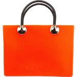 Kabelka plastová Bag pastelová VK0014-09