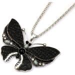 Přívěsek s řetízkem motýl PK0118-0302