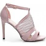 IDEAL Růžové dokonalé dámské sandálky