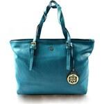 Modrá kabelka na rameno Cristina David Jones 1305