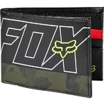 peněženka FOX - Ozwego Black (001)
