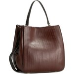 Kabelka DKNY - Pleated Bucket Bag R361250704 Oxblood/Blk 945