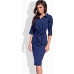 Lemoniade Tmavě modré šaty L155