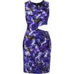 Topshop **LIMITED EDITION Iris Print Wrap Shift Dress