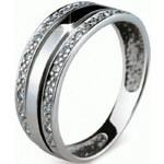 Danfil Luxusní prsten s diamanty DF1773b