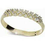 Danfil Krásný diamantový prsten DF2059z