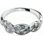 Danfil Luxusní diamantový prsten DF2080b