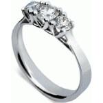 Danfil Luxusní zásnubní prsten DF1924b